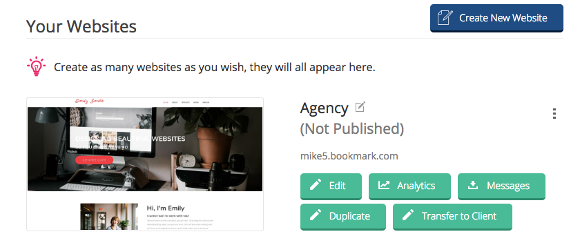 bookmark design agency