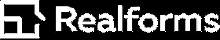 Realforms Help Centre