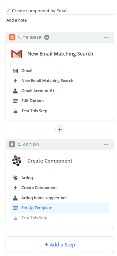 Ardoq Zapier integration