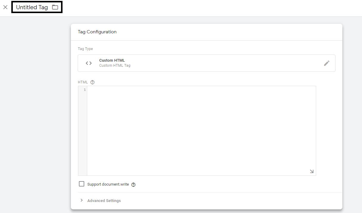 Set up SatisMeter using Google Tag Manager (GTM)