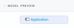 Ardoq application flat model