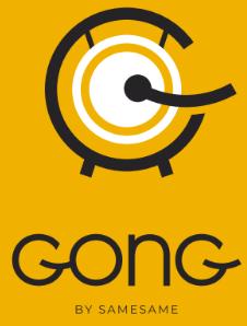 Gong - Aide en ligne