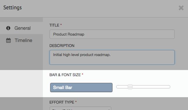 roadmap-settings