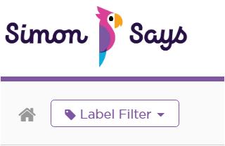 Label filter