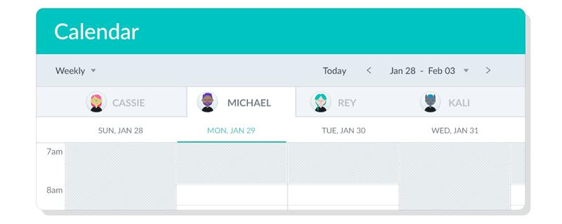 Viewing_Setmore_Staff_Calendar