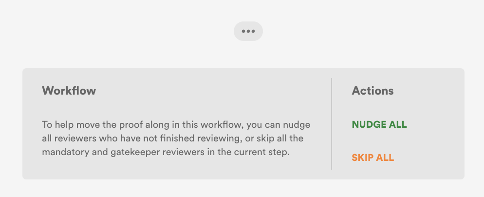 Skip all users in the current step of the workflow