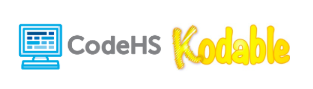 CodeHS and Kodable logos
