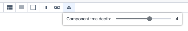 Ardoq collapse component tree