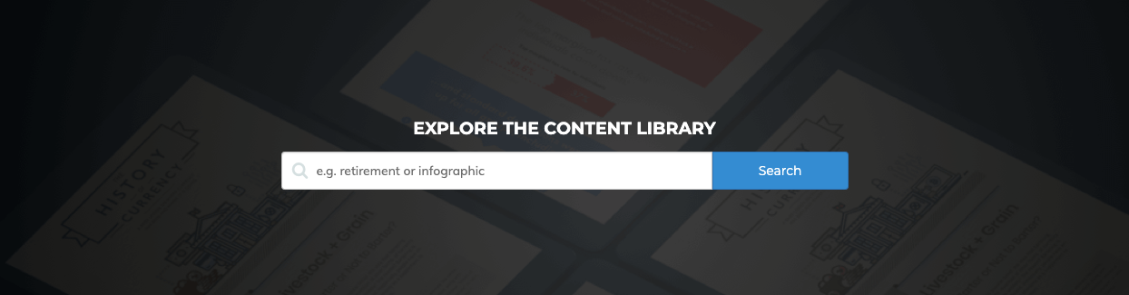 Content Library Search