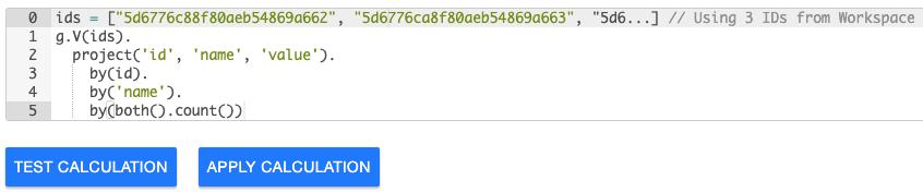 Ardoq edit query