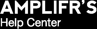 Справочный центр Амплифера