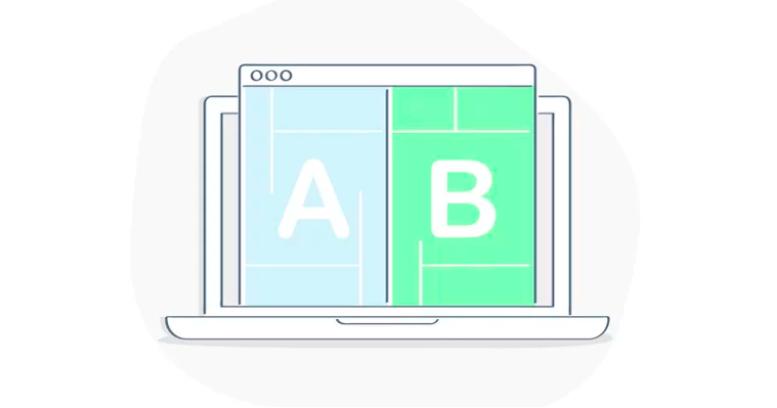 A B Testing Figure