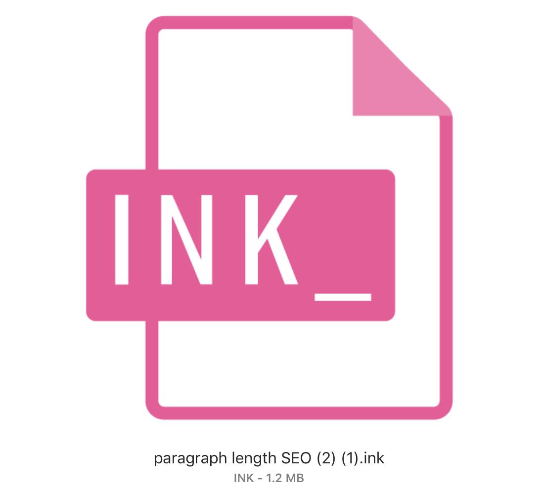 INK File