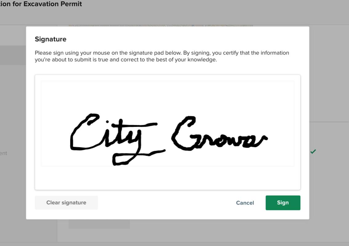 CityGrows Signature Page