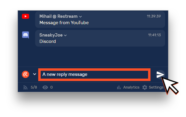 Restream Chat