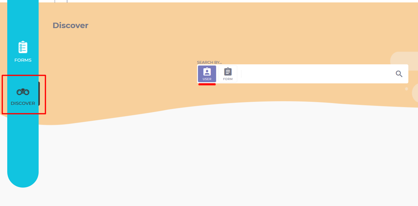 Search a User