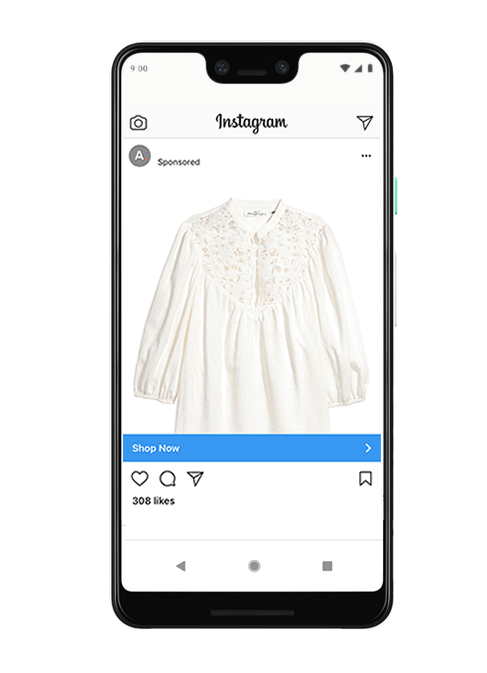 Instagram Product Ads