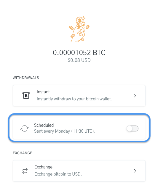 Image of OpenNode Wallets for Bitcoin Transfers