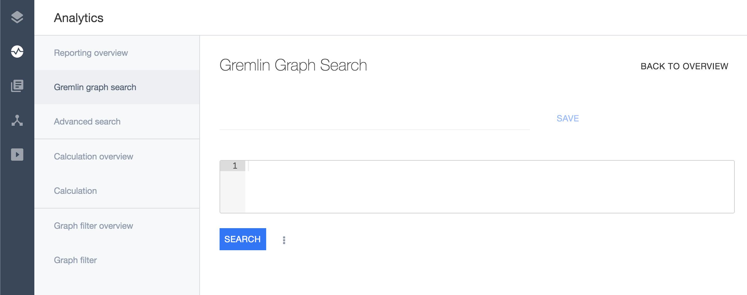 Ardoq Gremlin graph search