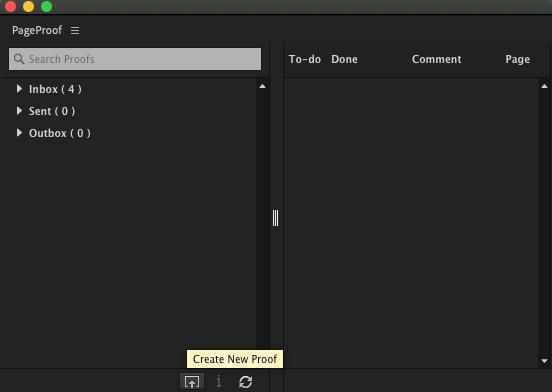 Create new proof icon in Premiere Pro