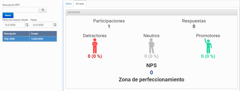 EVO | NPS
