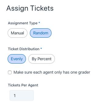 assign tickets