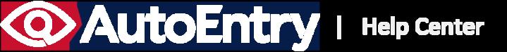 AutoEntry Help Center