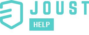 Joust Help Center