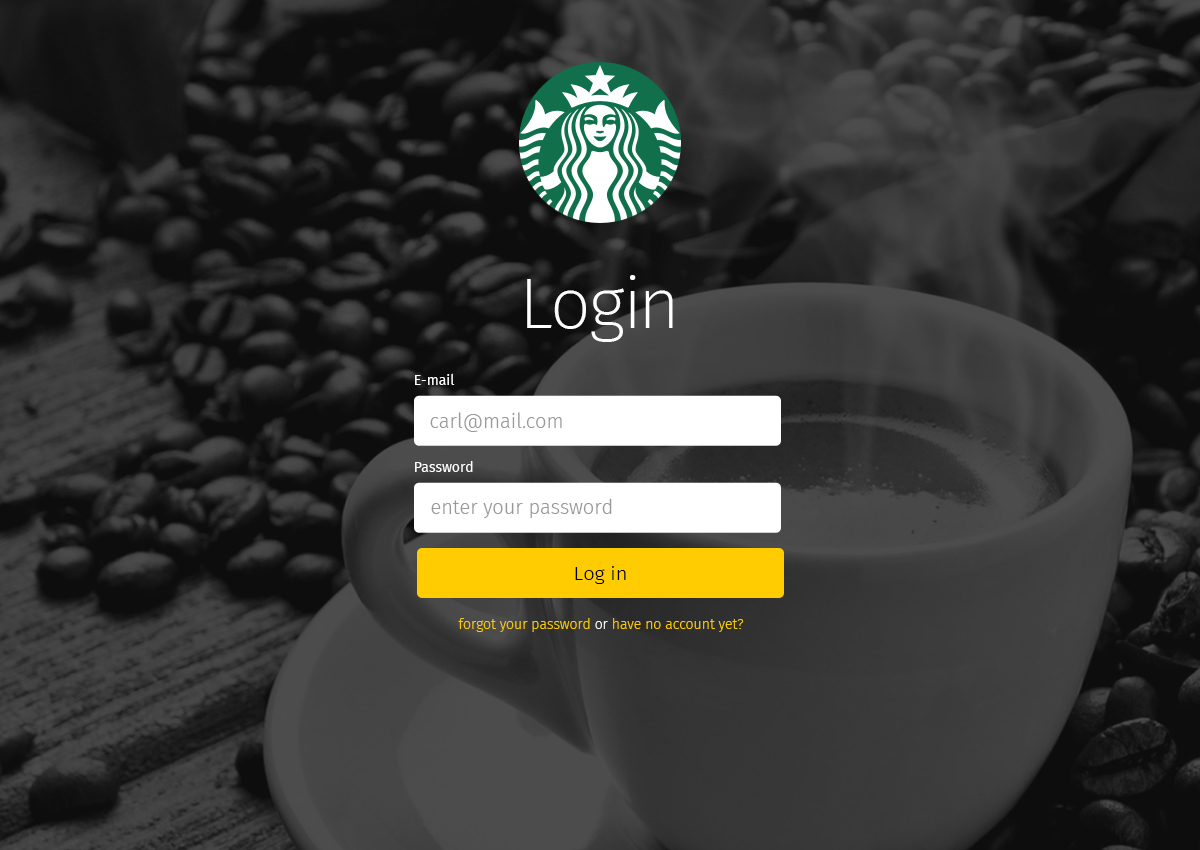 Branded signup in Pics.io