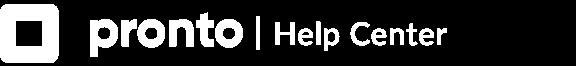 Pronto Help Center