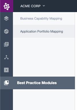 Ardoq best practice modules