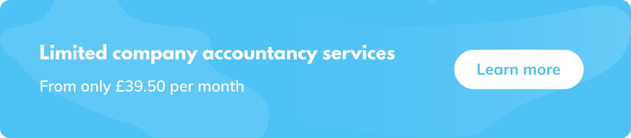 online accountancy services for limited companies from £39.50 per month