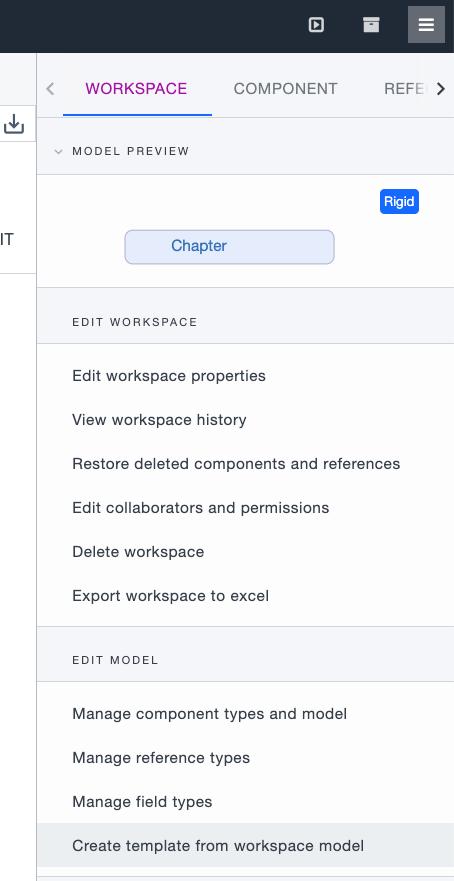 Ardoq workspace template