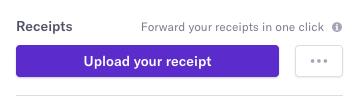 upload your receipt