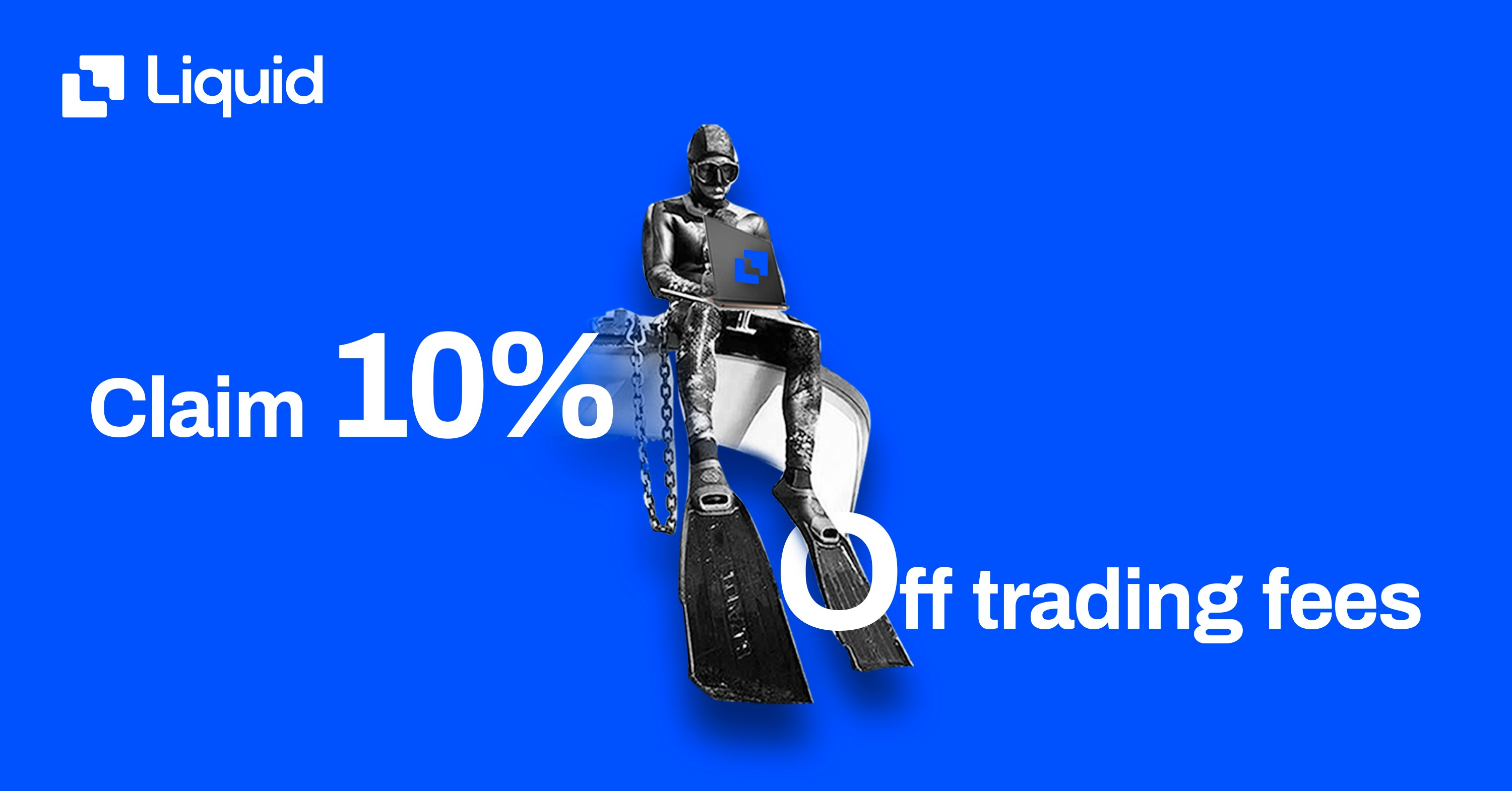 Get trading fees with referals