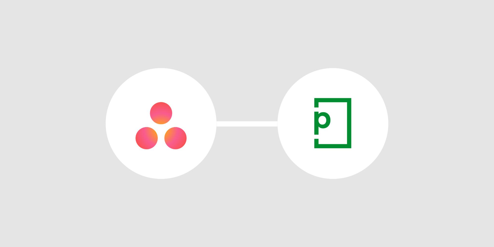 Asana & PageProof. A native integration.