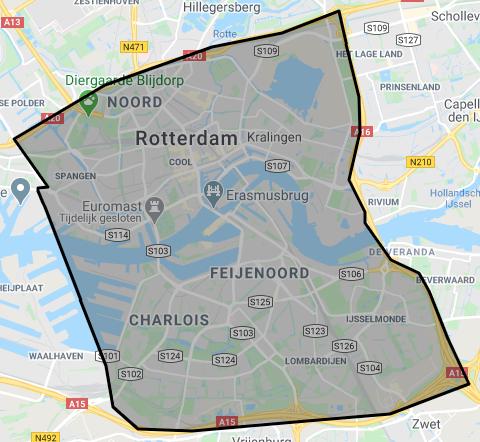 Rotterdam zone