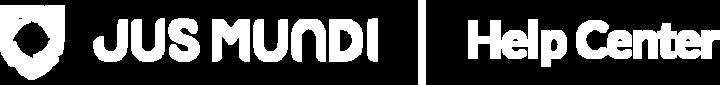 Jus Mundi | Help Center