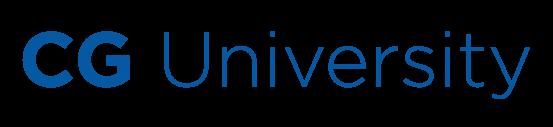 CG University Logo