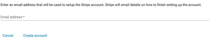 Dentally Patient Portal Add Stripe email