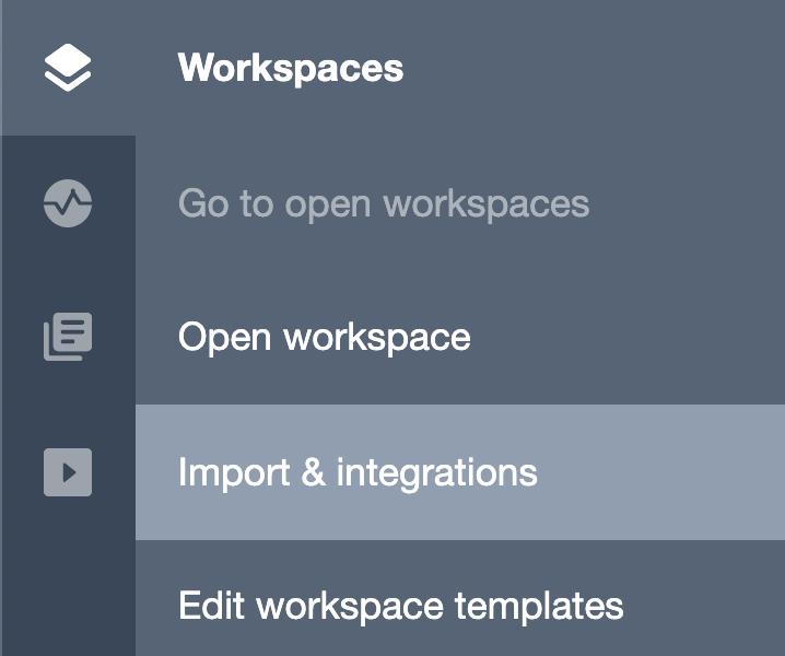 Ardoq integrations page