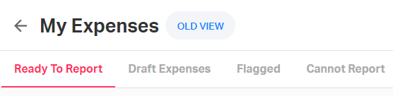 Sorting expenses on Fyle