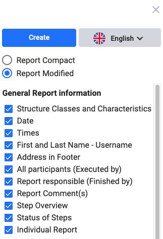 Individual PDF-Report