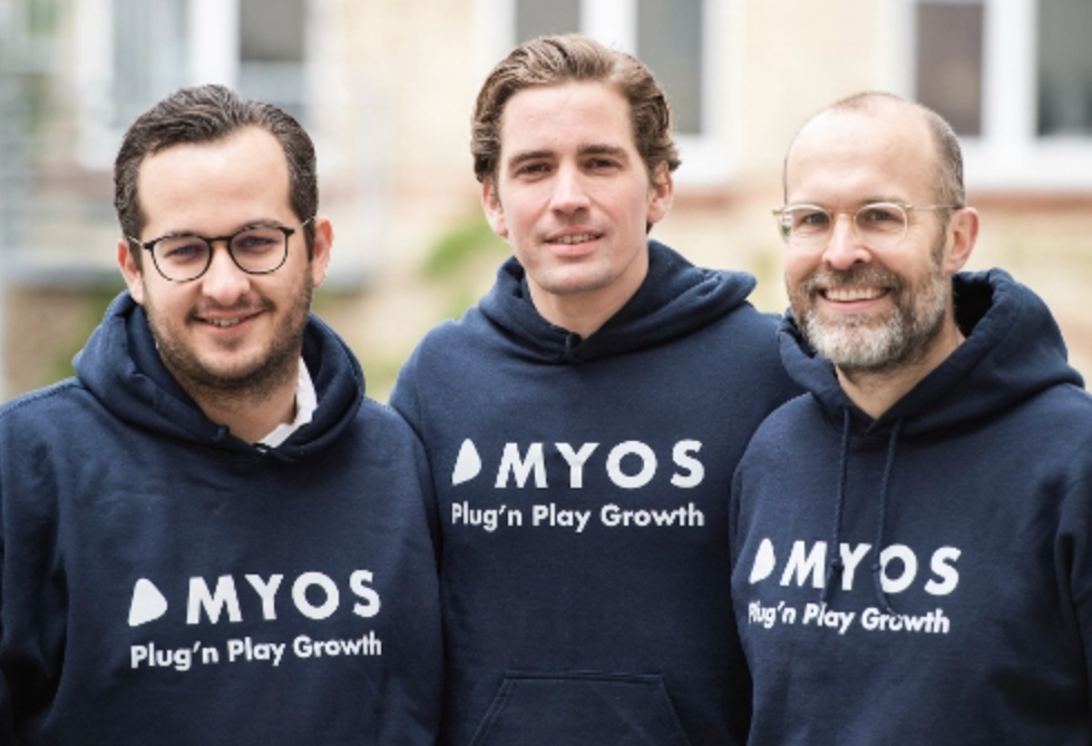 The Myos founders