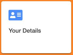 Dentally Patient Portal Details tab