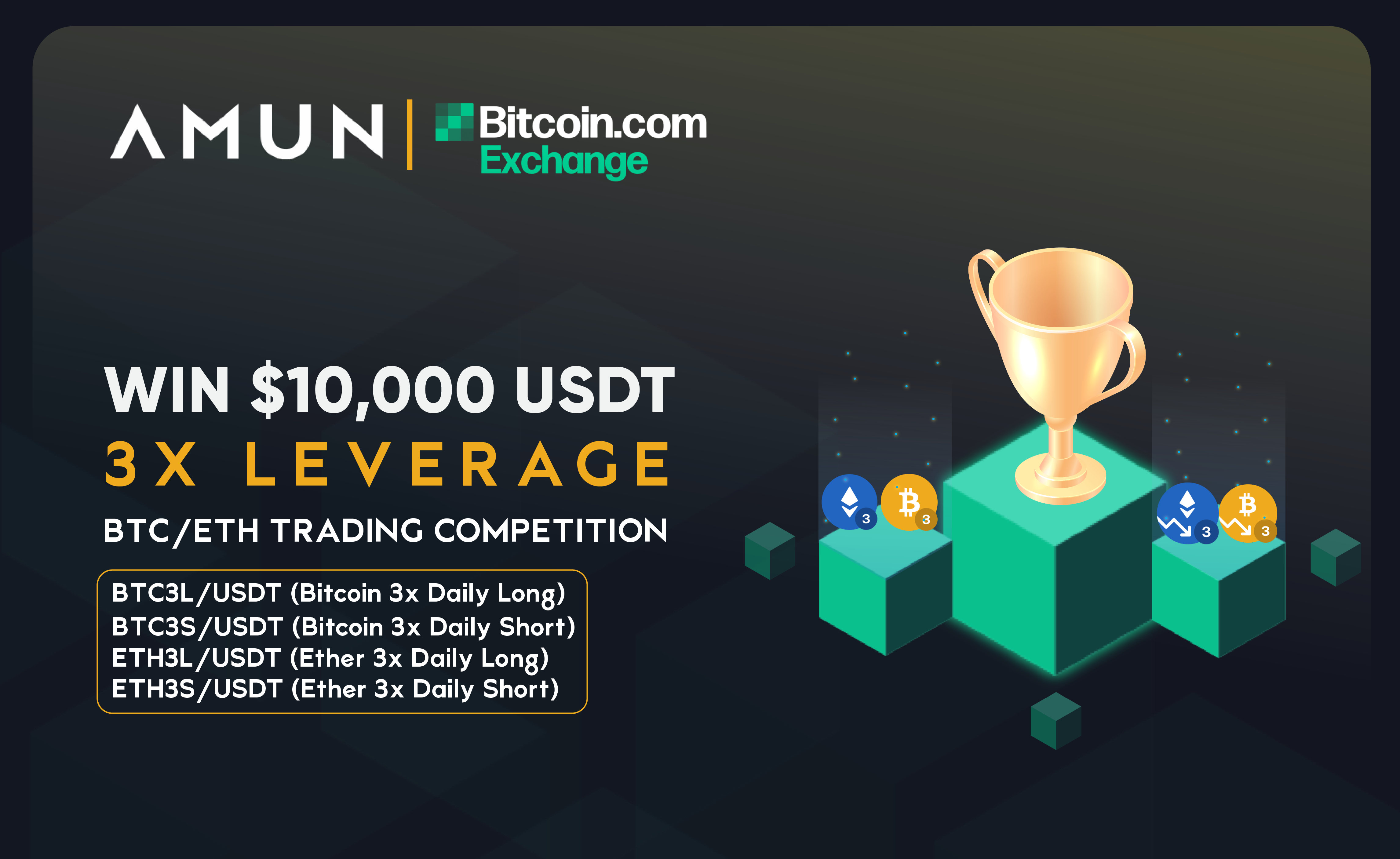 Amun trading competition