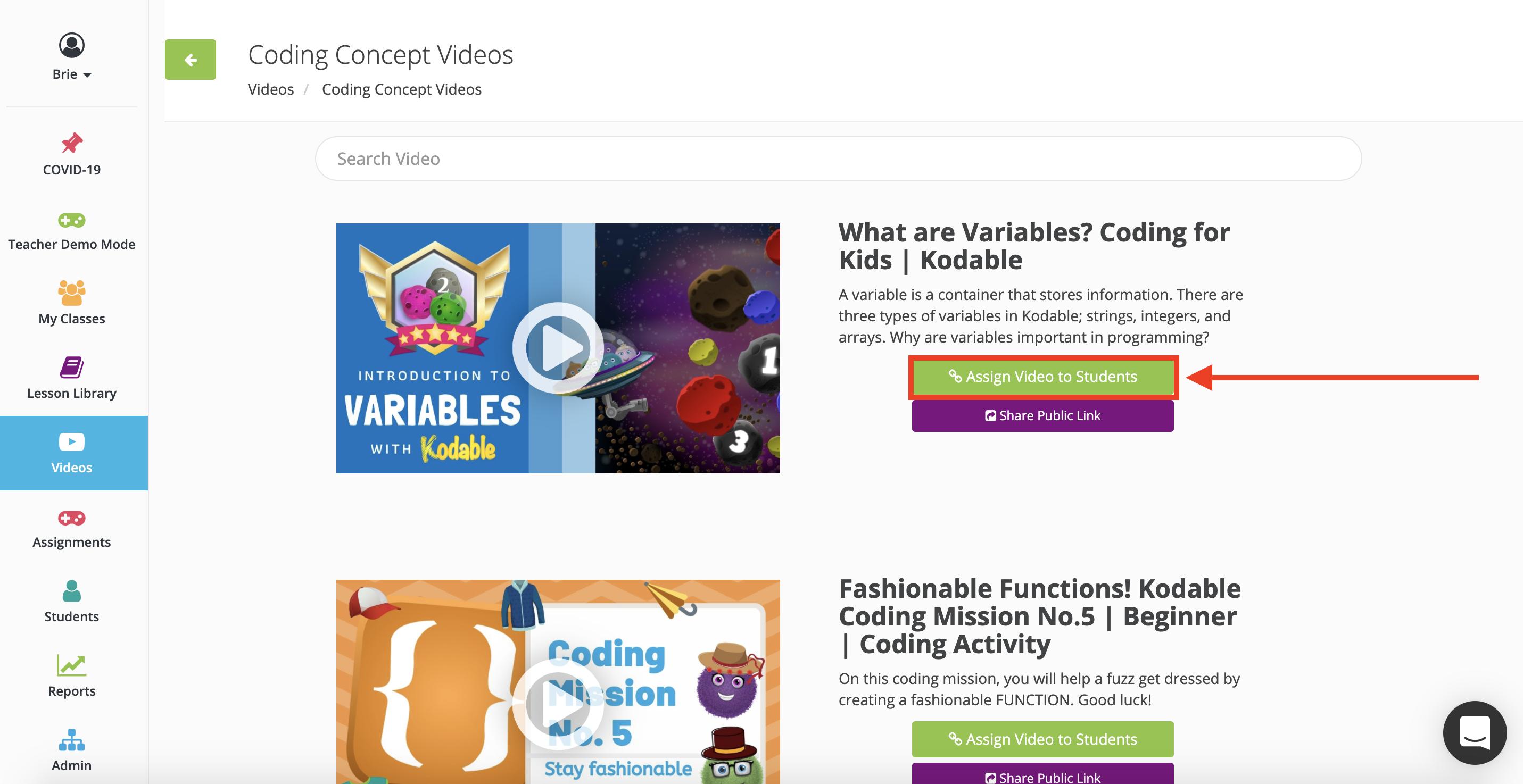 programming concept videos explain key coding concepts