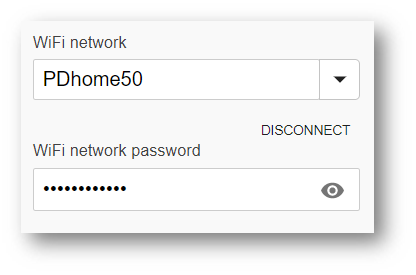 Edge IO Wireless Network Credentials