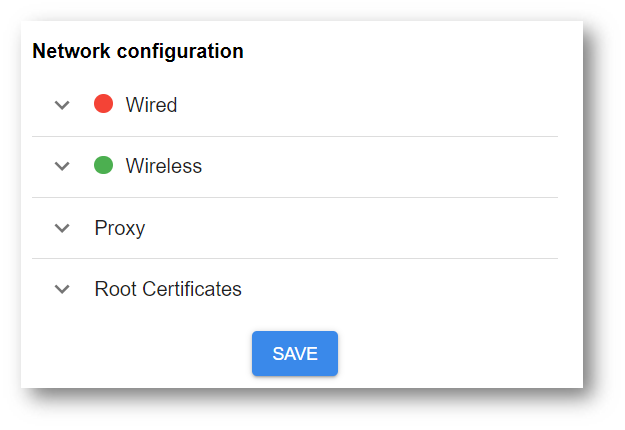 Edge IO Wireless Connection Enabled