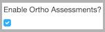 Dentally Practice Settings - Enable Ortho Assessments